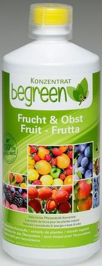 Organic fertilizer for fruits and vegetables